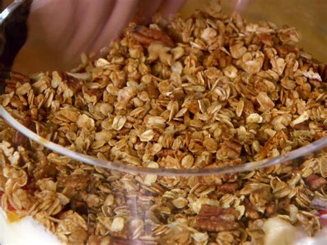 granola recipe dishmaps