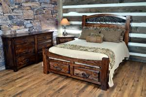 handmade furniture for cabin interiors bedroom collection