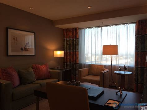suite upgrade at the jw marriott l a live