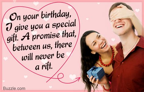 cute short poems for your boyfriend to make his birthday