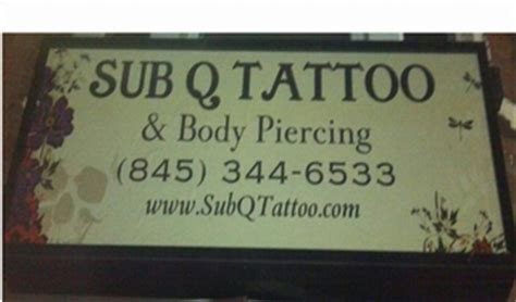 sub q tattoo sub q piercing middletown ny 10940 845