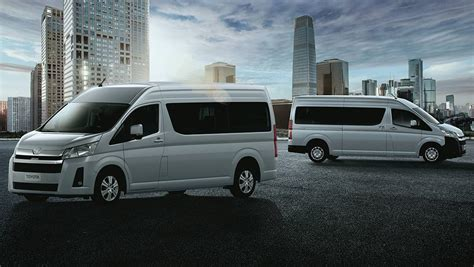 Toyota Hiace 2019 by Toyota Hiace 2019 Australian Details Confirmed Car News