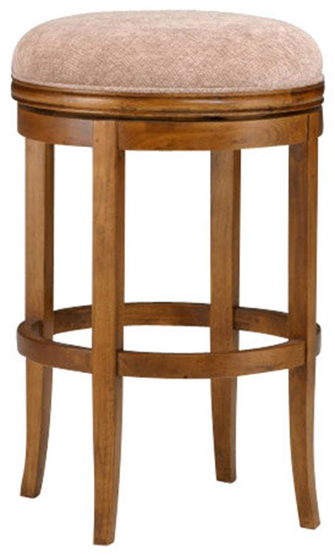 wooden swivel bar stools backless counter 24 inch dining hillsdale oak view backless swivel 24 inch counter height