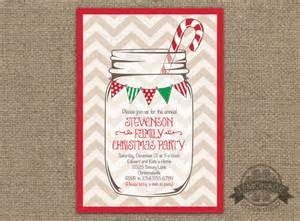 items similar to christmas party invitation holiday