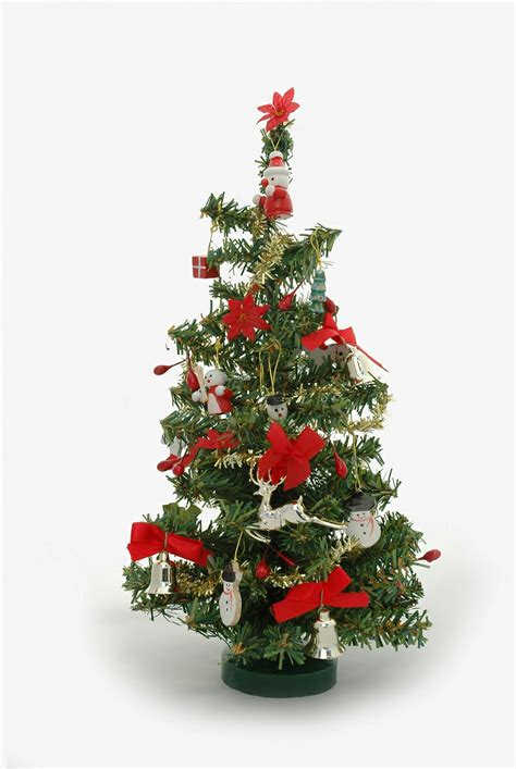 miniature christmas trees are becoming popular