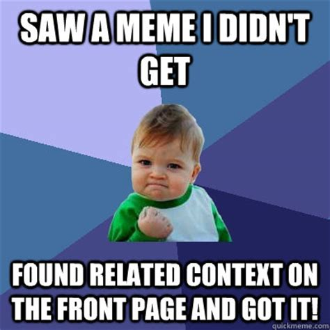 Context Meme