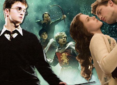 test su twilight harry potter narnia twilight in quale reciteresti