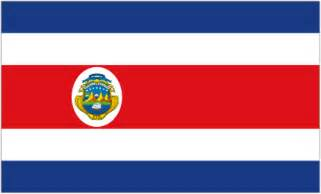 costa rica flag colors costa rica flag 070611 187 vector clip free clip images
