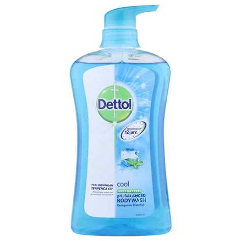 Dettol Wash Cool 625ml 450ml dettol sabun mandi cair cool 625 ml daftar update harga