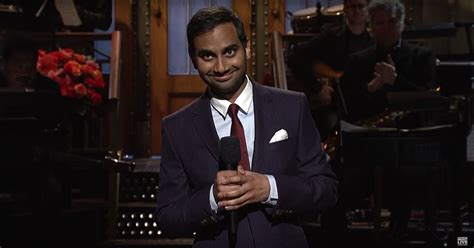 Snl 3 Sketches Rolling by Aziz Ansari On Snl 3 Sketches You To See Rolling