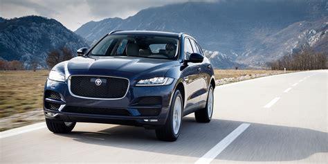 Jaguar Jaguar 2018 jaguar xe xf f pace updates announced photos