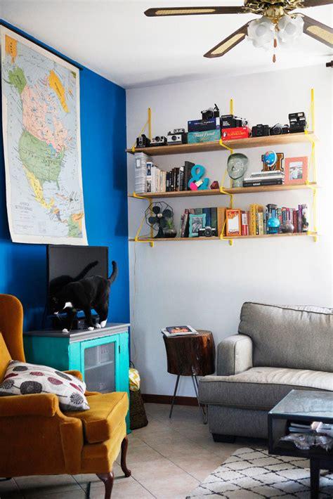 ikea hack shelves ikea hack ekby g 196 ll 214 living room shelves freckle fair