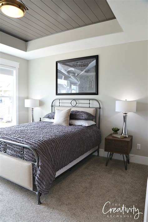 Shiplap Ceiling by Painted Shiplap Accent Walls In Rich Colors