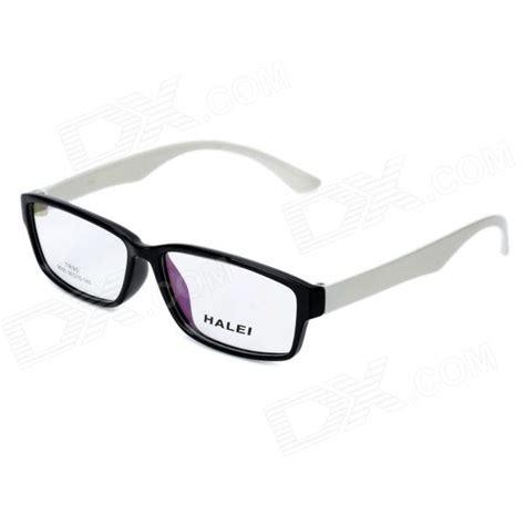 halei 9035 fashion unisex resin lens tr90 frame glasses