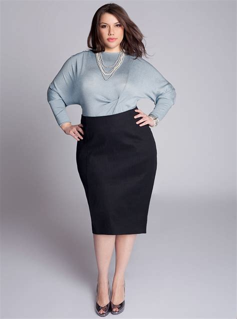 have right career with plus size