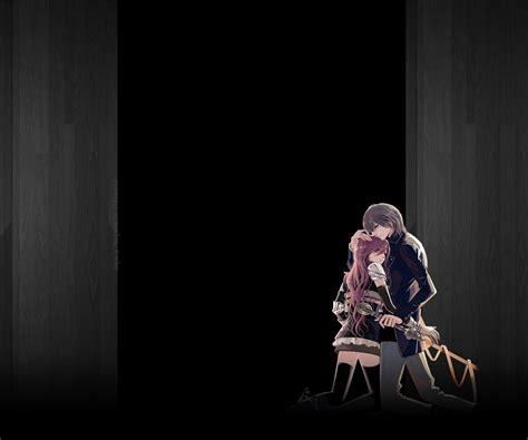 anime couple wallpaper tumblr anime couple youtube background by midnightmoonxxx on