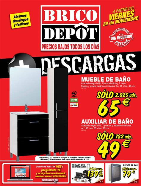 bricodepot azulejos catalogo brico depot by misfolletos misfolletos
