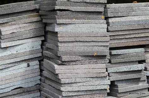 Batu Alam Rtm Curi Atau 10cm X 20cm ubin tegel batu candi pemotongan batu alam merapi
