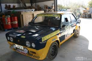 Fiat Rally Cars For Sale Fiat 131 Abarth Rally Cars For Sale