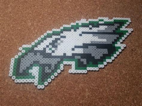 bead store philadelphia philadelphia eagles bead sprite football 8 by dcbperlersprites