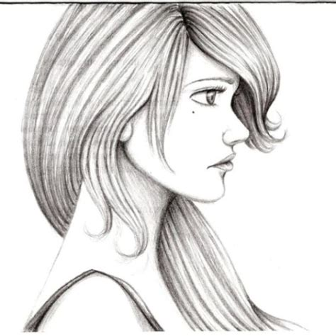 pencil drawing person pencil sketches of pencil sketch by lilax3