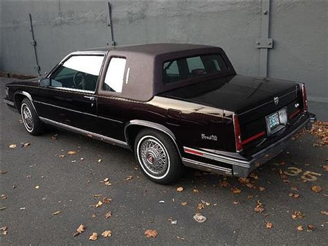 86 cadillac coupe 1986 cadillac coupe i posted a similar car in