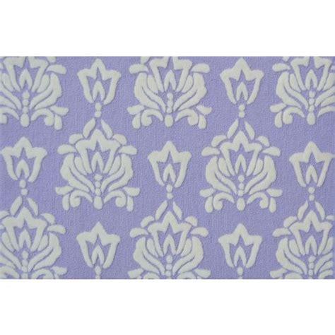 Damask Purple Indoor Outdoor Rug Tufted Purple Outdoor Rug