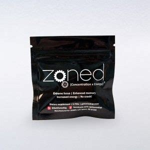 energy drink and adderall zoned is a nootropic stack promoted as a
