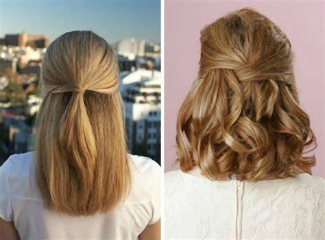 Moderna Frisyrer Män by Comment Faire Une Coiffure Facile Cheveux Mi Longs