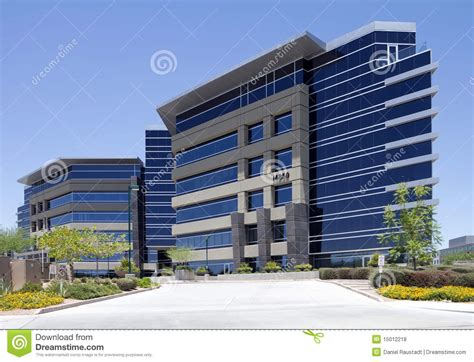 Cool Studio Apartments new modern corporate office building exterior royalty free
