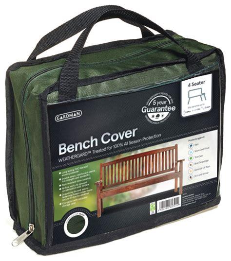 bench cover argos gardman 4 seater bench cover green