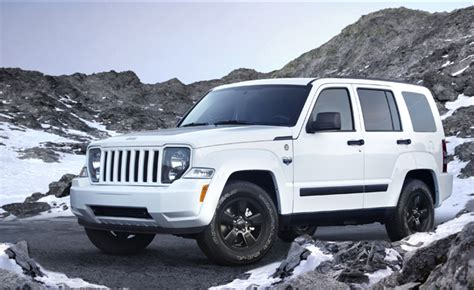 2013 Jeep Liberty 2014 Jeep Liberty Headed For Ny Auto Show Debut