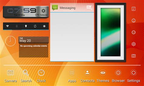 vire themes for android vire launcher android market