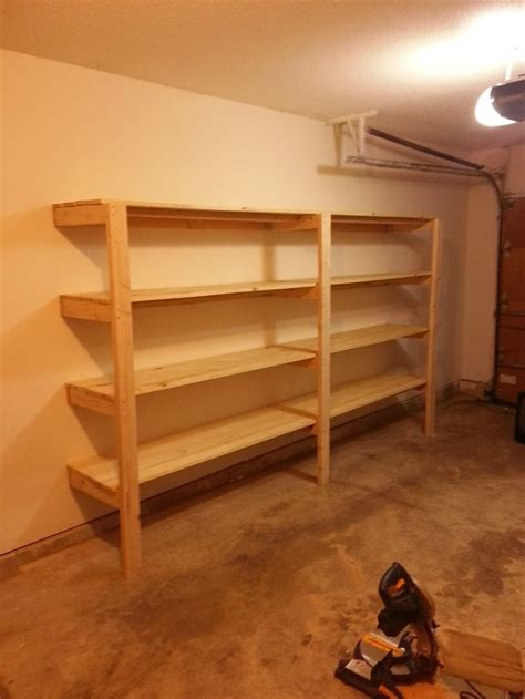 25 best ideas about basement storage shelves on