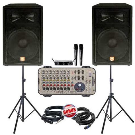 Paket Sound System Yamaha Speaker Mackie 15 Inch Original paket sound system pro audio upacara jbl paket sound system profesional indonesia