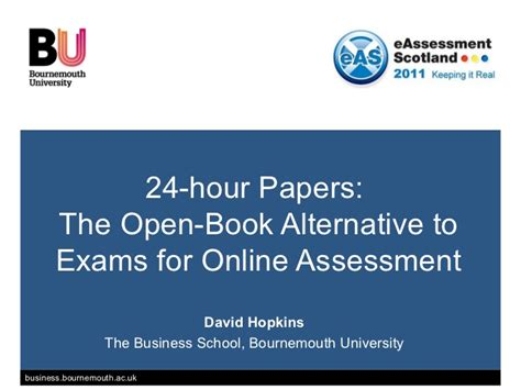 Alternative Email For Mba Application by 24 Hour Papers The Open Book Alternative To Exams For