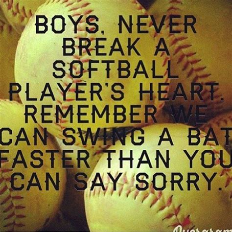 softball quotes softball sayings for posters softball framed