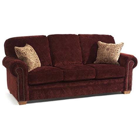 harrison sofa flexsteel 7270 31 harrison sofa with nails discount
