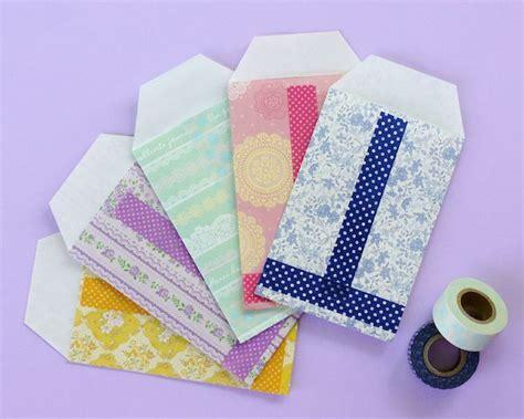 Money Envelope Origami - omiyage blogs make origami envelopes omiyage projects