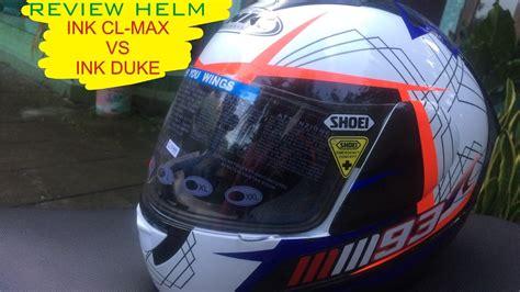 Helm Ink New Megapro review helm ink cl max vs ink duke