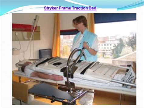 Stryker Frame Bed Spinal Cord Injury Sci Ppt