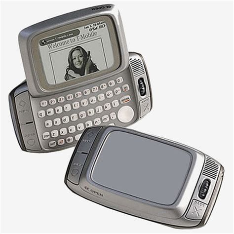 Mba Sidekick by The History Of Cell Phones Timeline Timetoast Timelines