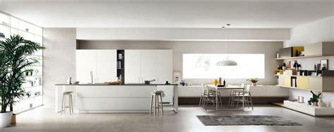 cucine scavolini immagini cucine con zona pranzo la contemporaneit 224 di una