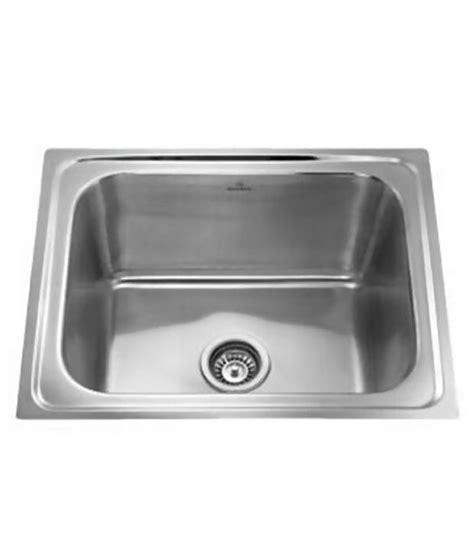 kitchen sinks online buy ss sink 24x18x8 kitchen sink online at low price in