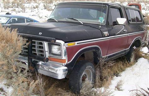 78 ford ranger for sale 1978 ford bronco ranger xlt sale