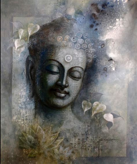 Best 25 Buddha Painting Ideas Buy Painting Buddha Mindfulness Artwork No 9905 By Indian