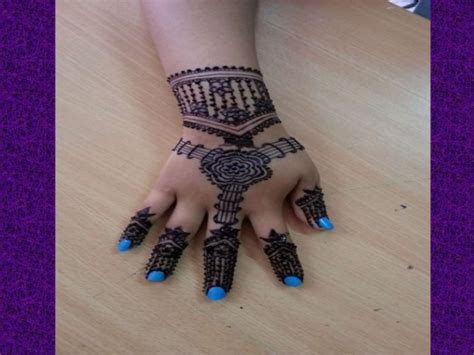 random henna tattos for hands amp feet