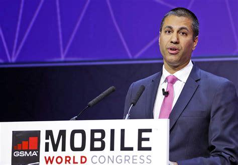 ajit pai open internet ajit pai calls net neutrality a quot mistake quot fcc chairman