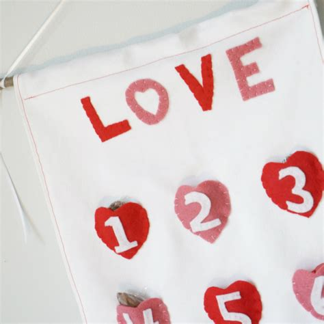 Valentines Countdown S Day Countdown Calendar