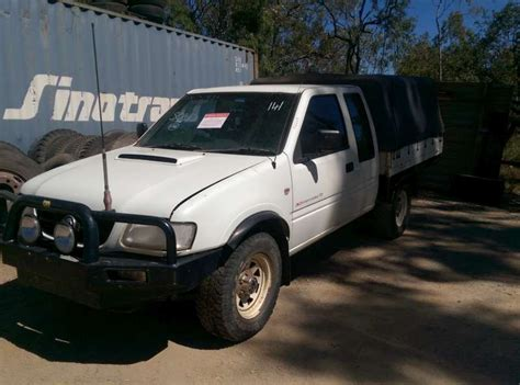 2002 holden rodeo used truck parts for sale nq truck